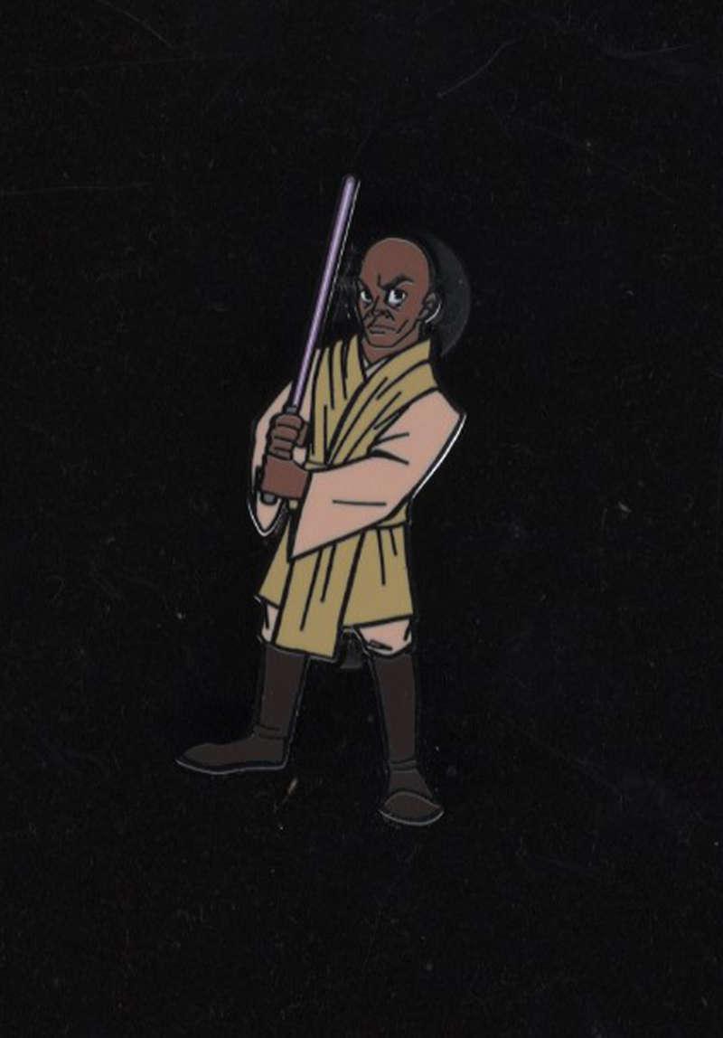 Star Wars Celebration 2019 Mace Windu Pin Exclusive Chicago