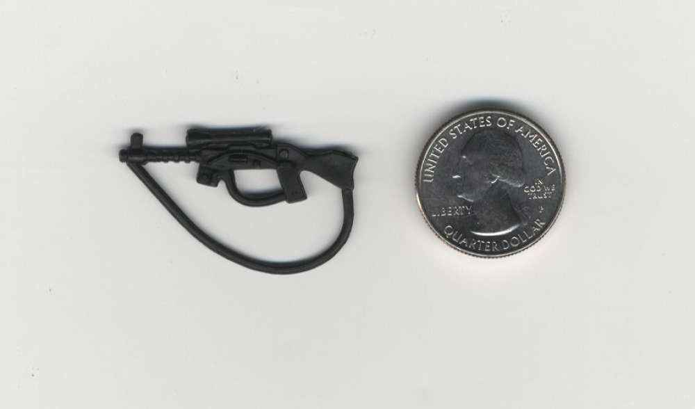 Star Wars Vintage Rebel Commander Original Gun Rifle Kenner NO REPRO 1980