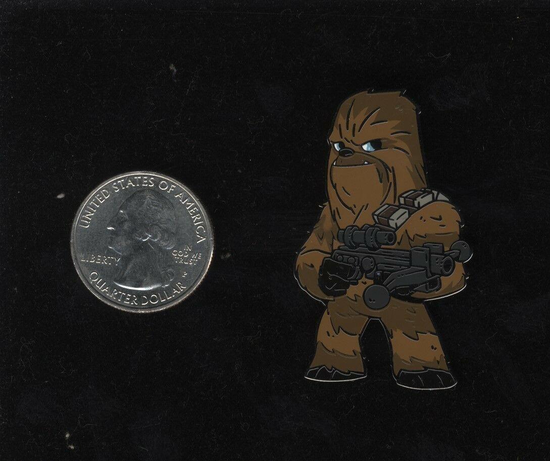 Star Wars Celebration Orlando 2017 Chewbacca Pin