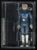 1978 Kenner Star Wars Blue Snaggletooth with Dent AFA 85 NM+