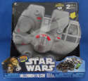 Star Wars Mighty Beanz Millennium Falcon Collector Case