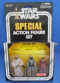 Star Wars Action Figure Set Villain Sand People Boba Fett Snaggletooth Target Exclusive Kenner
