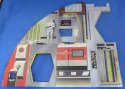 Star Wars Palitoy Death Star Wall Piece Wall 2 Cardboard