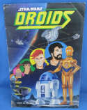 Star Wars Droids Sticker Book Spanish 1986 Pacosa Dos Cromos