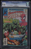 Sensational Spider-Man #-1 CGC 9.6 White Pages Groot Appearance