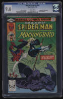 Marvel Team-Up #95 CGC 9.6 White Pages 1st Appearance Mockingbird