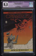 Cerebus the Aardvark #2 CGC 8.5 OW Pgs Restored Red Sophia Pin Up