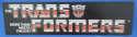 Transformers Generation 1 Store Display Original Vintage 2 Sided 15