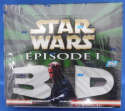 Star Wars Episode I Cards 3-D Phantom Menace Topps Trading TCG