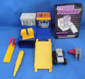 Transformers MicroMaster Staton Greasepit Grease Pit Vintage Hasbro