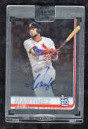 2019 Topps Clearly Authentic #CAA-J0 Jose Martinez Topps New