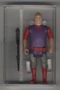 1988 Glasslite Star Wars Droids Jord Dusat Loose Action Figure AFA 80 NM No COO