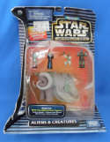 Star Wars Action Fleet Aliens & Creatures Sealed Micro Machines Galoob