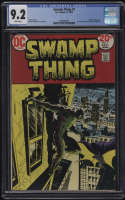 Swamp Thing #7 CGC 9.2 White Pages Batman Bernie Wrightson Len Wein 1973