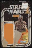 Star Wars Boba Fett Kenner Vintage Card Back 21B 1978 Droid Factory