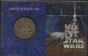 Star Wars Weekends Bronze Coin Walt Disney World Resort 2004 Limited /1000