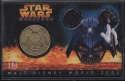 Star Wars Weekends Bronze Coin Walt Disney World Resort 2005 Limited /1000