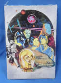 Star Wars Return of the Jedi Postcards Set Classico ROTJ 1993 Sealed Post Card