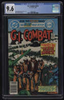 G.I. Combat #274 CGC 9.6 OW/W Pgs 1st Appearance The Monitor GI