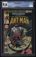 Marvel Premiere #47 CGC 9.6 White Pages Scott Lang Becomes New Ant Man Marvel