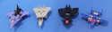 Transformers MicroMasters Air Strike Patrol Hasbro Complete