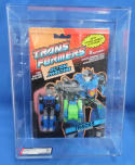 1990 Hasbro UK Transformers Tracks Action Masters AFA 85 Autobot