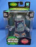 Star Wars POTJ Super Deformed Boba Fett From Japan NEW