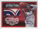 2014-15 Panini Gala #38 Chris Paul NEW Main Attraction 3 Color Patch 4/10