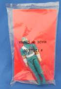 G.I. GI Joe Cobra Ninja Viper New in Bag 1991 Hasbro No Swords