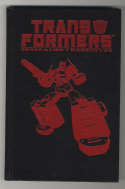 Transformers Generation 1 One Hardcover Dreamwave 2002 HC