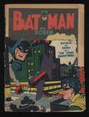 Detective Comics #61 OW Pages Return Copy Batman Robin DC Comics March 1942