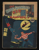 Star Spangled Comics #6 CR/OW Pages Return Copy DC Comics March 1942