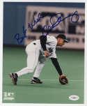 Alex Rodriguez Signed Seattle Mariners Photo Autograph JSA COA MLB AROD A-ROD