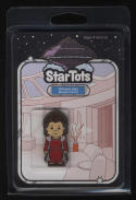Star Wars Celebration Anaheim 2015 Star Tots Princess Leia In Bespin Gown