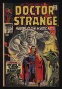 Doctor Strange #169 VF/Fine 5.0 OW Pgs DR Marvel Comics