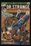 Doctor Strange #1 VF 8.0 OW Pgs DR Marvel Comics