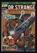 Doctor Strange #1 Fine 6.0 OW Pgs DR Marvel Comics