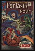Fantastic Four #65 VG 4.0 White Pgs 1st Ronan The Accuser Marvel Comics