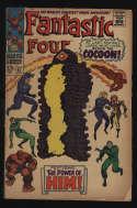 Fantastic Four #67 Good/VG 3.0 CR/OW Pgs 1st Warlock HIM Adam Marvel Comics