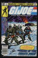 G.I. Joe GI #2 Fine 6.0 OW/W Pgs Marvel Comics