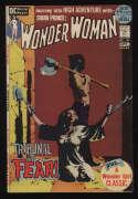 Wonder Woman #199 Fine/VF 7.0 W Pgs Silver Age SA DC Comics