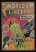 World's Finest Comics #101 Good/VG 3.0 OW Pgs Superman Batman DC Comics