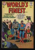 World's Finest Comics #138 Good+ 2.5 CR/OW Pgs Superman Batman DC Comics