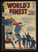 World's Finest Comics #148 VG+ 4.5 CR/OW Pgs Superman Batman DC Comics