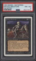 1993 MTG Unlimited Drudge Skeletons PSA 8 NM-MT
