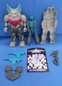 Transformers Bomb-Burst Vintage G1 Complete Hasbro
