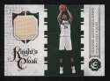 2016 Panini Excalibur #18 Giannis Antetokounmpo NM Knight's Cloak Patch
