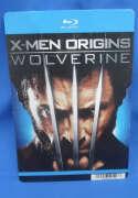 2009 X-Men Origins Wolverine Blu Ray DVD Movie Display Blockbuster Marvel 8