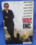 2008 War, Inc. DVD Movie Backing Blockbuster John Cusack First Look Studios 8