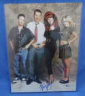 Married With Children 4x Auto Signed Photo 14